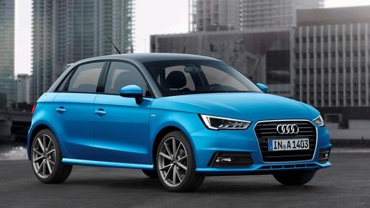 Цены на обновленный Audi A1 начинаются с 1 010 000 рублей