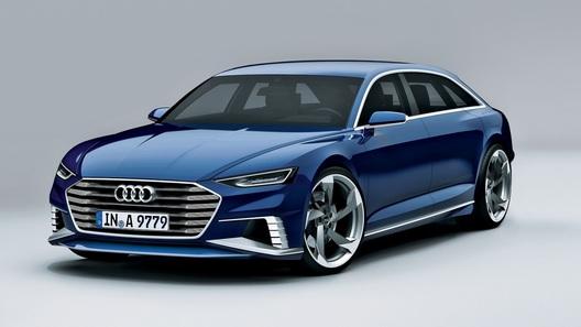 Audi засветила свой новейший концепт-кар