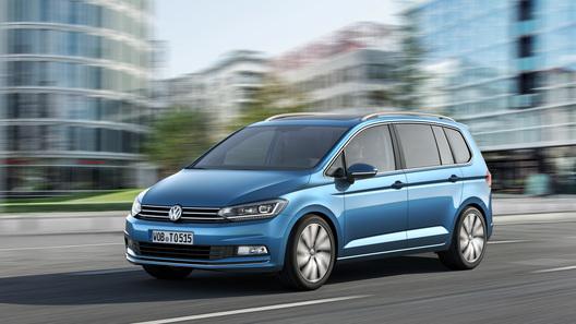 Volkswagen Touran сменил поколение