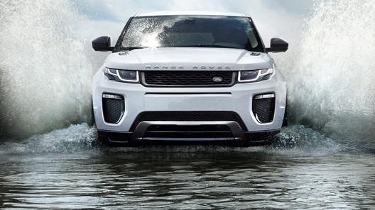 Обновленный Evoque станет самым экономичным Land Rover