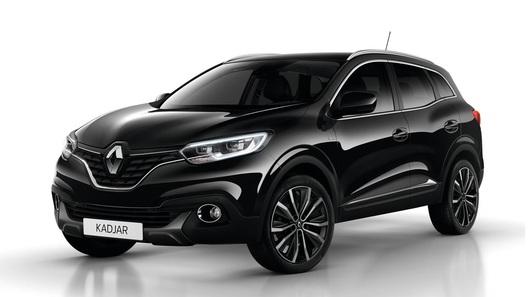 Новый кроссовер от Renault выйдет на рынок летом