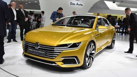 Volkswagen построит престижный седан специально для китайцев