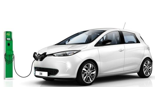 Электрокар Renault Zoe слегка увеличил запас хода