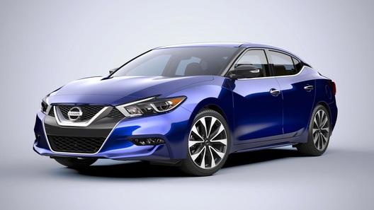 Nissan представил новую 300-сильную Maxima