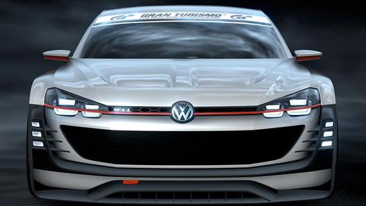 Volkswagen рассекретил очередной