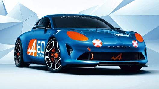 Renault дразнит любителей быстрой езды новым спорткаром