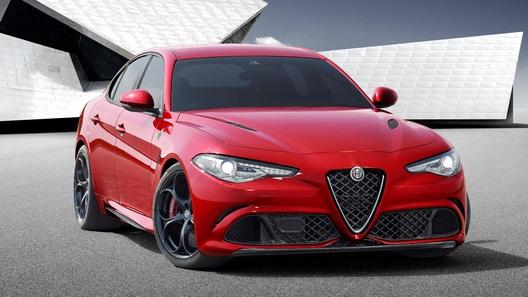 Alfa Romeo представила свой новейший суперседан