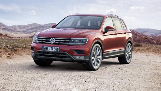 Дизельный Volkswagen Tiguan официально вернулся: известны цены