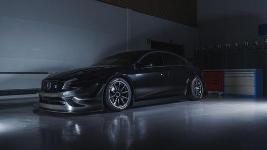 Volvo S60 примет участие в кольцевых гонках