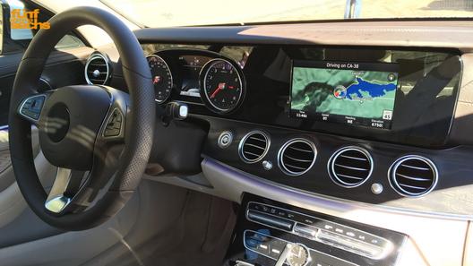 Новый Mercedes-Benz E-класса будет не настолько цифровым, как ожидалось