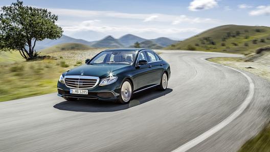 Новый Mercedes E-Класса: объявлены российские цены