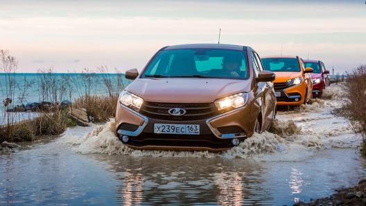 Lada Xray получит мотор Renault и японский вариатор