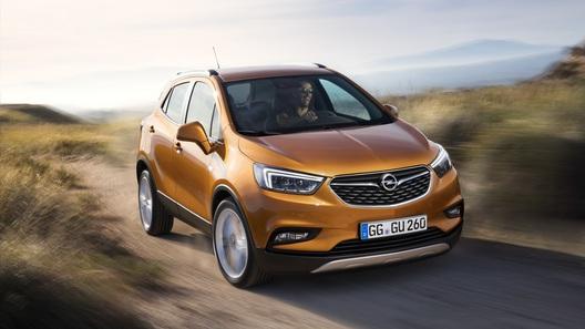 Электрический Opel Mokka начнут продавать через 2 года