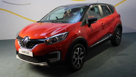 Renault представила совершенно новый кроссовер для России