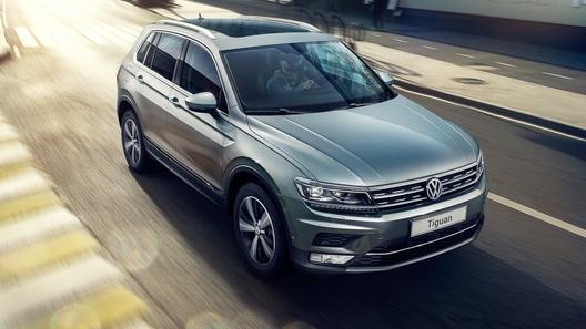 Volkswagen прекращает российские продажи дизельных Tiguan