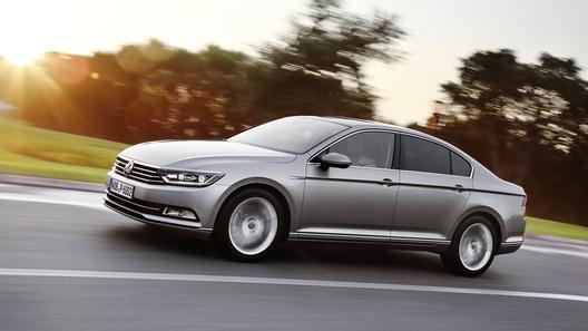 Новый Volkswagen Passat не будут выпускать в Германии