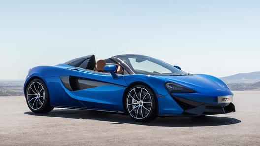 McLaren снес крышу одному из самых доступных суперкаров