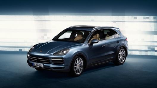 Стало известно, когда на новый Porsche Cayenne назовут российские цены