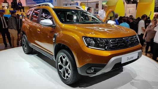 Официально представлен абсолютно новый Renault Duster