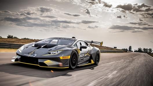 Lamborghini Huracan получил гоночную версию