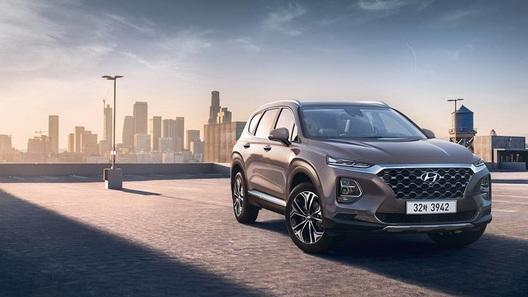 Новый кроссовер Hyundai Santa Fe получил российский ценник