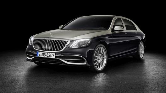 Длиннее и роскошнее: Mercedes-Maybach представил обновленный S-Class