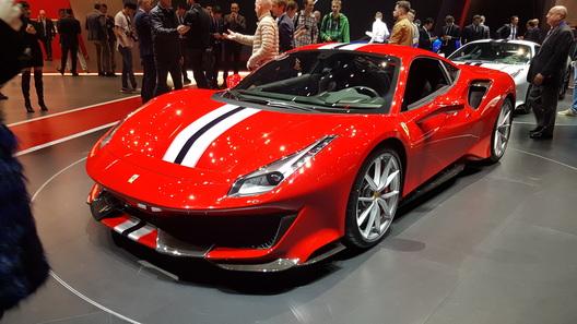 Ferrari дала мощнейшему суперкару имя, с которым его не продать в России