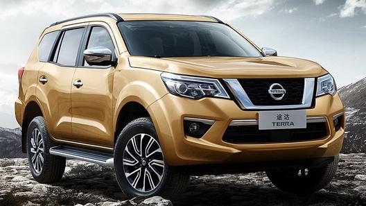 Стала известна стоимость нового рамного внедорожника Nissan