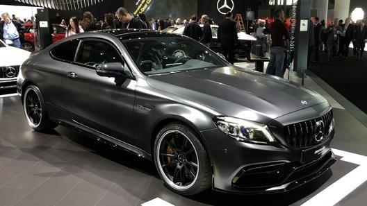 Mercedes-AMG обновил семейство C63
