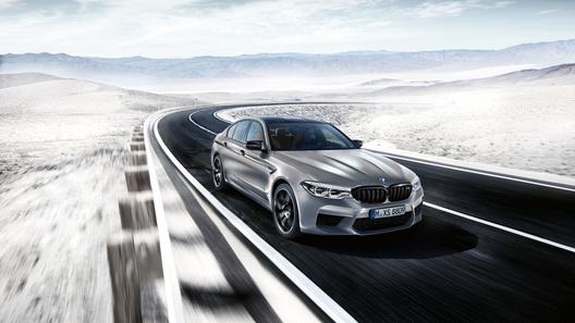 BMW назвала рублевую цену на самую свирепую M5 в истории