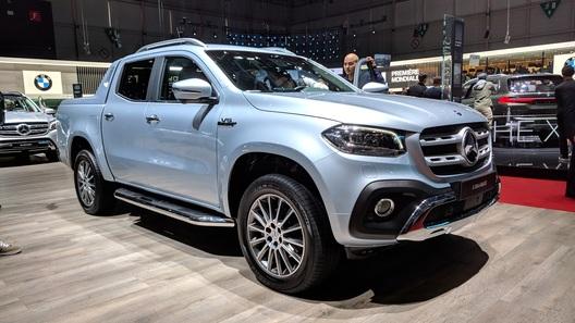 Mercedes-Benz отменяет выпуск X-Класса в Южной Америке