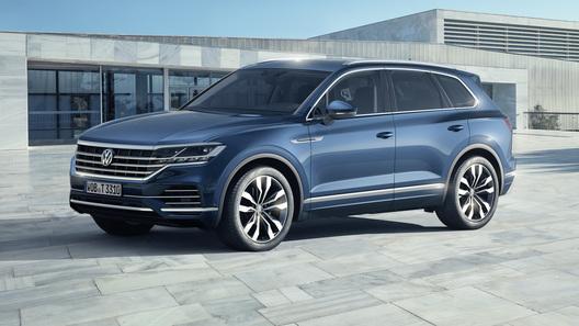 Названы все цены и комплектации нового Volkswagen Touareg