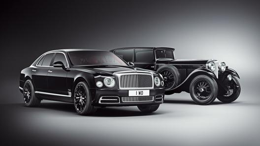 Bentley внедрила старый коленвал в салон нового Mulsanne