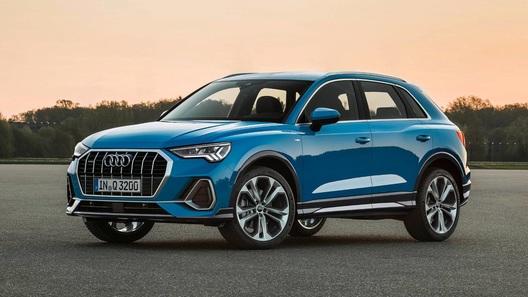 Audi Q3 в России лишат полного привода и не только