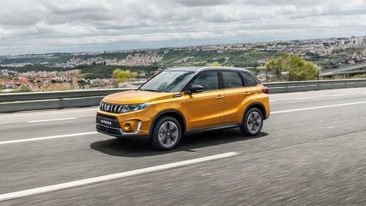 Названы сроки появления в России обновленного Suzuki Vitara