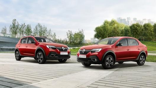 Renaultначала продавать соперников Lada Vesta Cross и Xray Cross