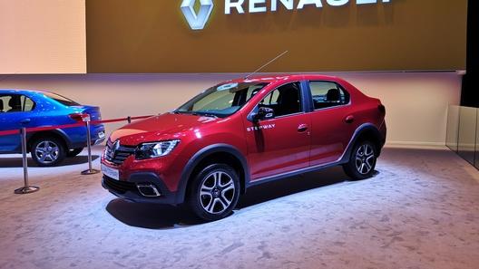 Renault представила