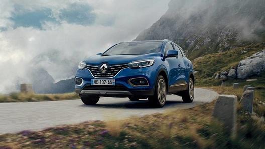 Renault представила обновленный кроссовер Kadjar