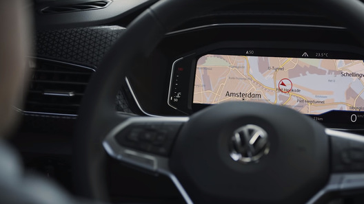 Вот каким будет интерьер маленького кроссовера Volkswagen (видео)