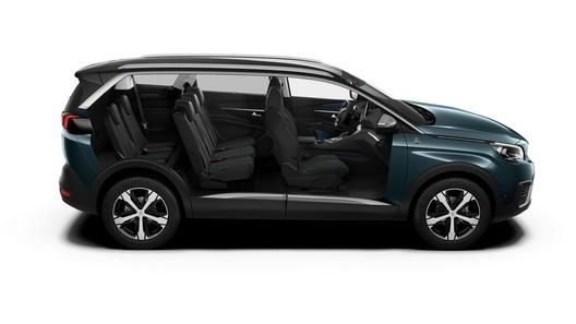 Peugeot привез в Россию модели 3008 и 5008 в новой версии