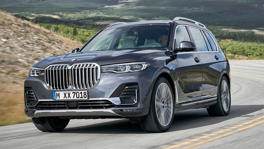 У BMW X7 может появиться гиперхардкорная версия