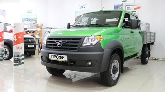 УАЗ обновил грузовик