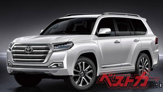 Новый Toyota Land Cruiser: первые подробности