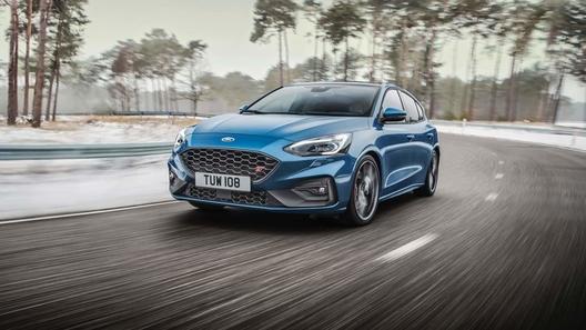 Ford сделал самый мощный Focus ST сразу в четырех версиях