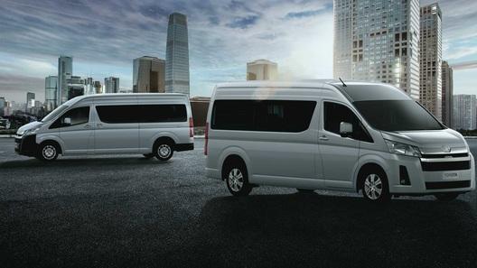 Новая Toyota Hiace может появиться в России