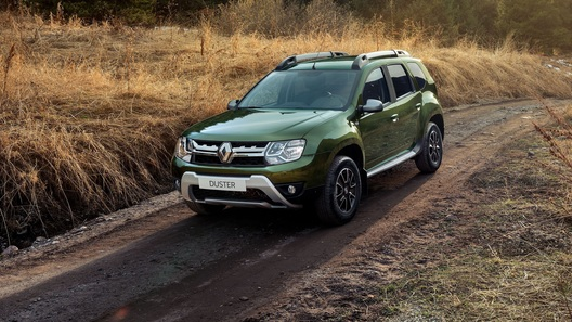 Обновленный Renault Duster для России: первые фото и полная спецификация