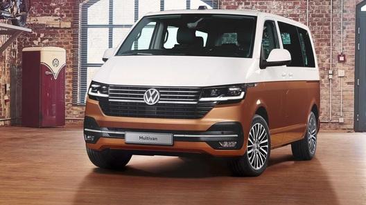 Volkswagen Multivan серьезно обновился