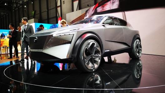 Nissan представил концепт, намекающий на новые Qashqai и X-Trail