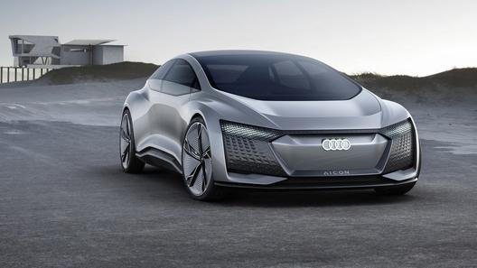 Audi готовит к дебюту два футуристических концепта