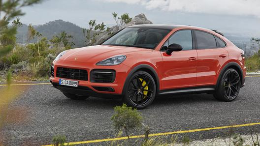 Официально представлен Porsche Cayenne в кузове купе: известны цены в России!
